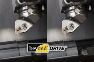 肯纳金属Beyond Drive车削刀具产品技术与应用专区