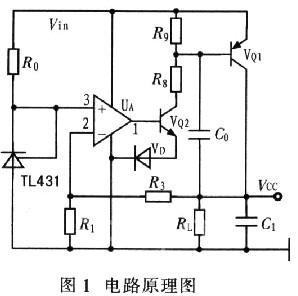 低压差直流稳压电源设计图片